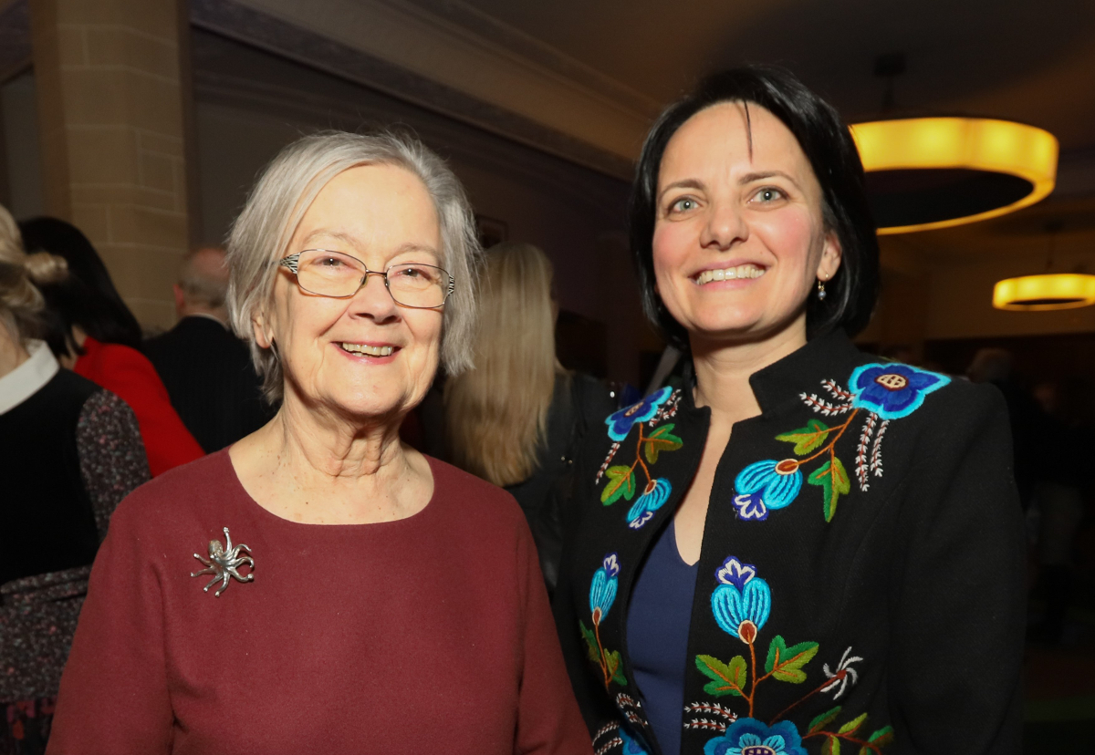 UK: Lady Hale named patron of The Next 100 Years