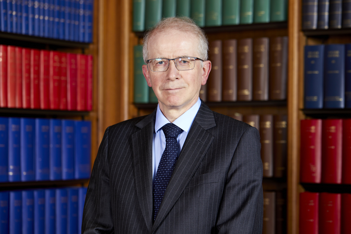 Uk Lord Reed Becomes President Of The Uk Supreme Court Irish Legal News