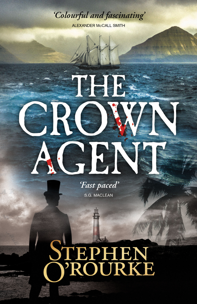Weekend Books – The Crown Agent