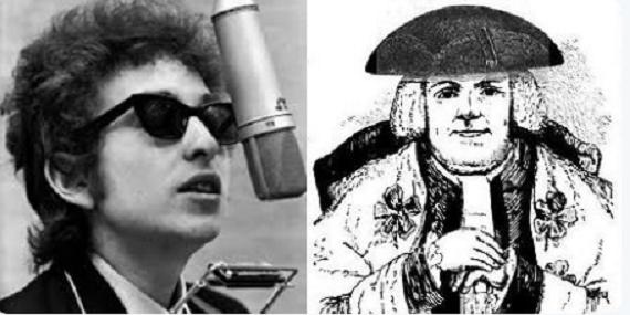 Bob Dylan and David Dalrymple